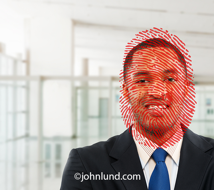 Facial Recognition Finger Print