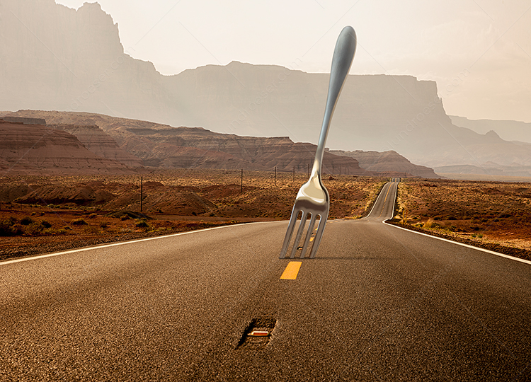 Fork In A Long Road