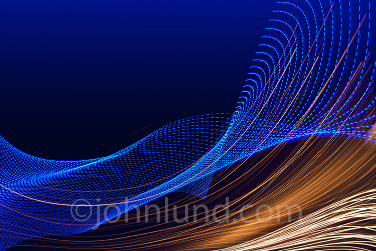 Streaming Big Data Light Trails