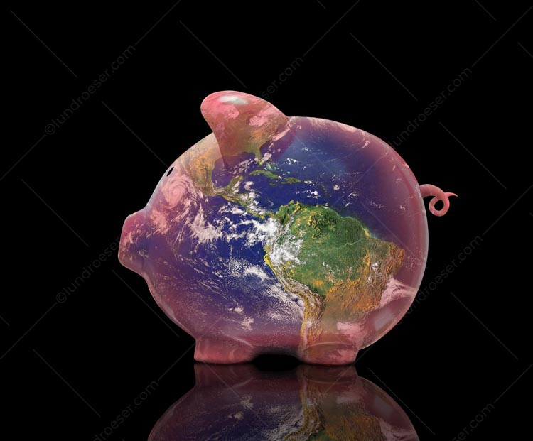 Global Piggy Bank