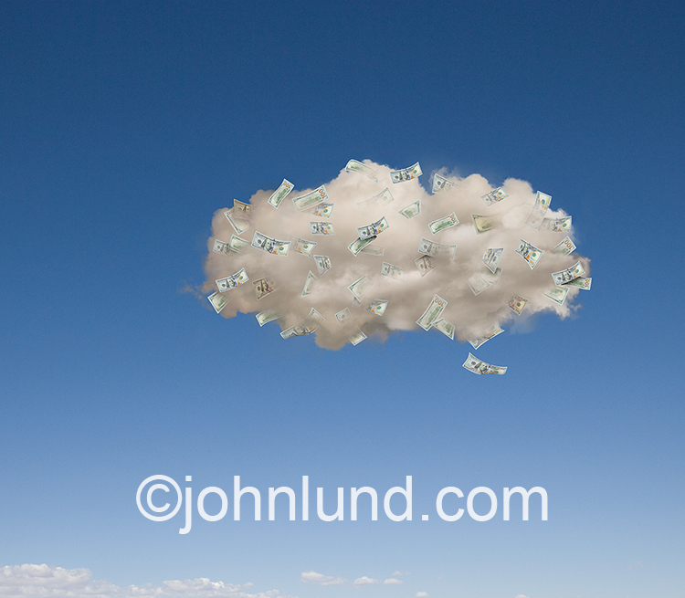 Money In The Cloud