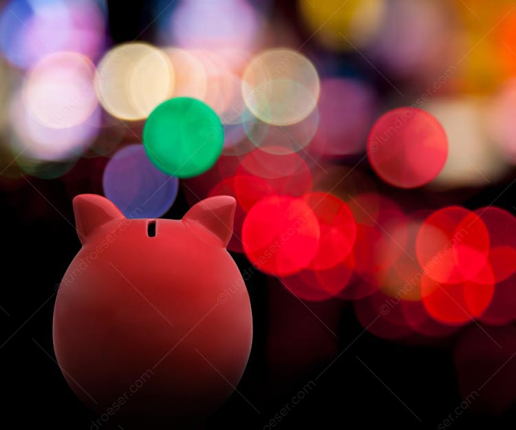Piggy Bank Nightlife Temptation