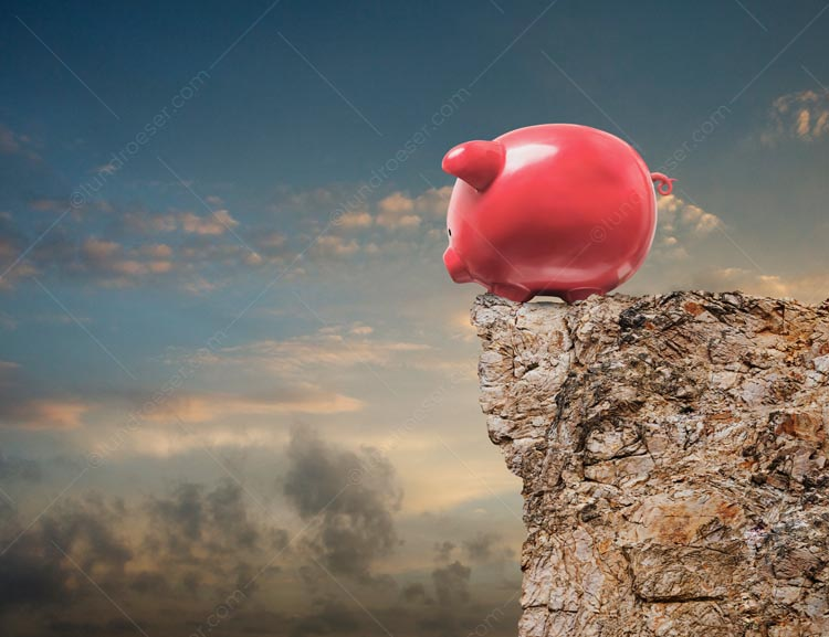 Piggy Bank Cliff