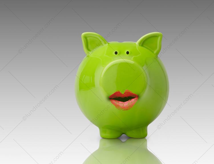 Piggy Bank Lipstick
