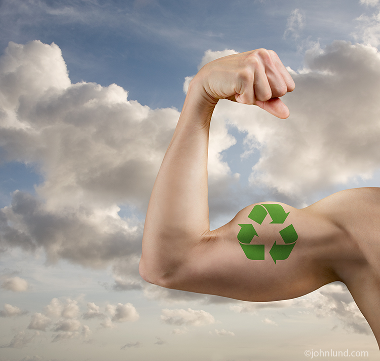 Sustainability, Recycling And Strength